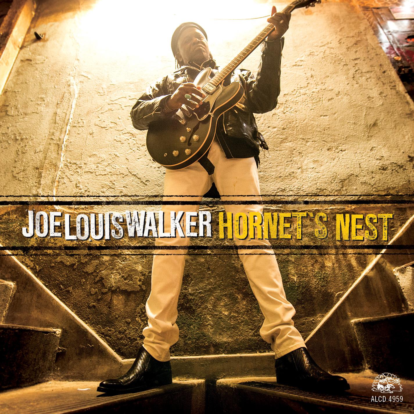 Joe Louis Walker interview with Blueza Part 2