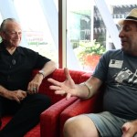Blueza's interview with Charlie Musselwhite Part 1