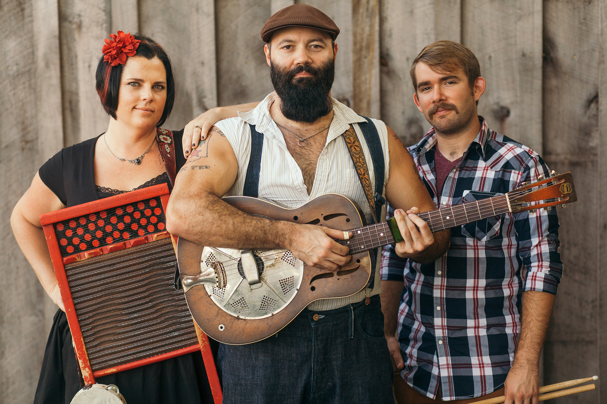 Reverend Peyton's Big Damn Band (USA)