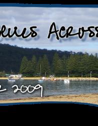 Patonga Blues Across The Bay 2013
