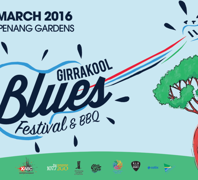 Girrakool Blues Festival & BBQ Artists